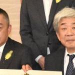 岡本昭彦社長と大崎洋会長のホクロが気になる!ホクロ占いでは?